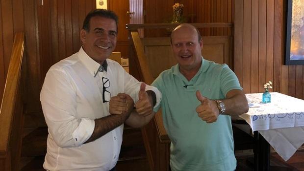 Carlão da Fox e Célio Silveira buscam consenso em eleição do PSDB Goiás