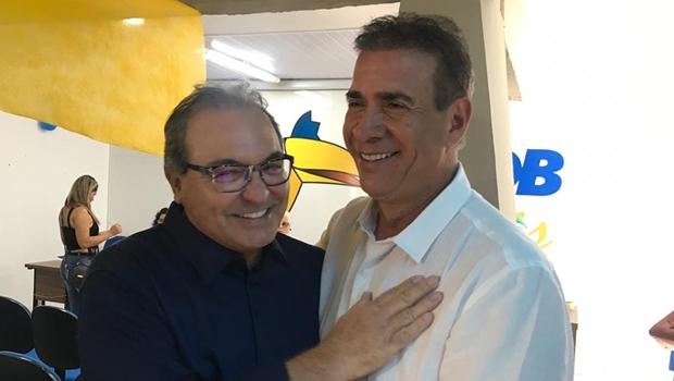 Ainda sem consenso, Carlão da Fox e Jânio Darrot aglutinam forças para eleição do PSDB em maio