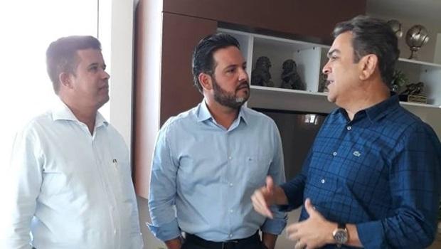 PP convida empresário Jayme de Pina, de Anápolis, para se filiar ao partido