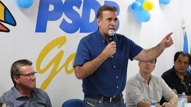 Candidato à presidência do PSDB, Carlão da Fox tem apoio unânime das zonais de Goiânia