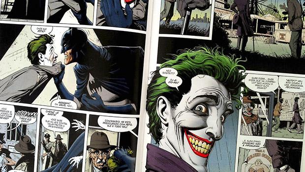 Batman: A piada mortal, do gênio Alan Moore, ainda é relevante