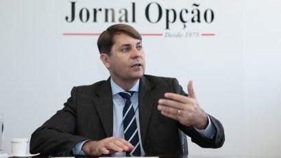 Bruno Peixoto   Foto: Fernando Leite/Jornal Opção