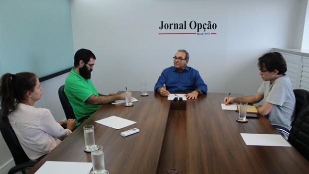 Jânio Darrot - Foto Fábio Costa Jornal Opção 5
