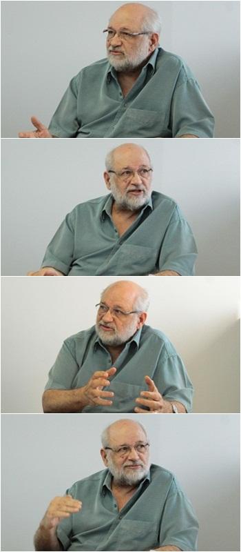 Nelson Cardoso Amaral cineminha - Fotos Fábio Costa Jornal Opção