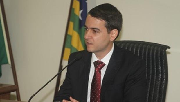 Caiado indica Fabrício Macedo Motta para conselheiro do TCM