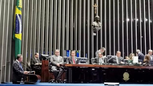 Sessão Solene - Congresso - 30 anos - Divulgação Câmara Deputados