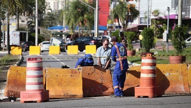Com Rua 90 em obras, Paço prepara intervenção no cruzamento da Marginal com Jamel Cecílio