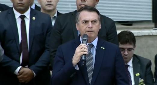 Bolsonaro volta a dar sinais positivos para transferência da Fórmula 1 de 2021 para o Rio de Janeiro