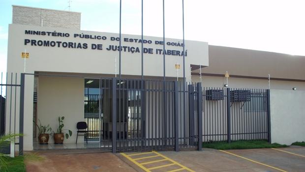 Operação cumpre 11 mandados de busca e um de prisão por fraude na prefeitura de Itaberaí