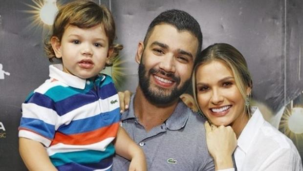 Primeiro dia do Aparecida é Show é protagonizado por filho de Gusttavo Lima e programação continua