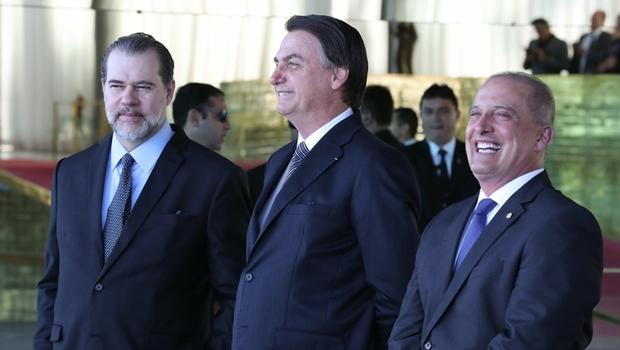 Planalto, STF e Congresso decidem assinar pacto para retomada do crescimento