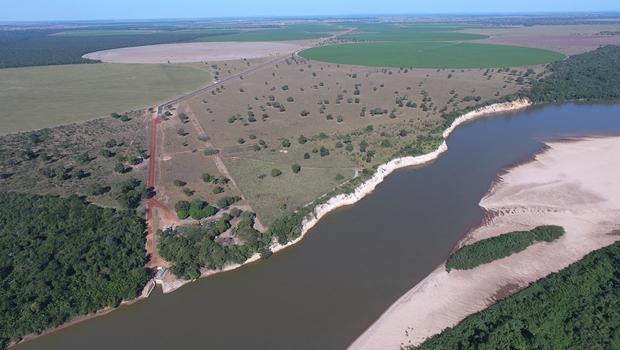Juntos Pelo Araguaia pretende recuperar o rio