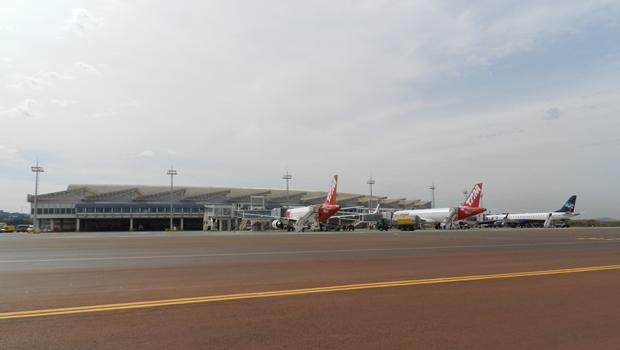 Corpus Christi: Movimento de passageiros deve crescer 22% no Aeroporto de Goiânia