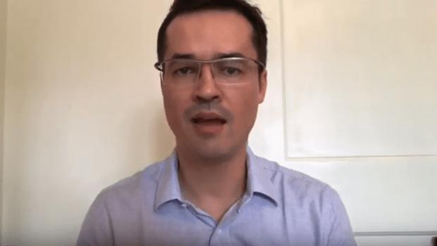 """""""Tentar imaginar que a operação é partidária é teoria da conspiração"""", diz Dallagnol em vídeo"""