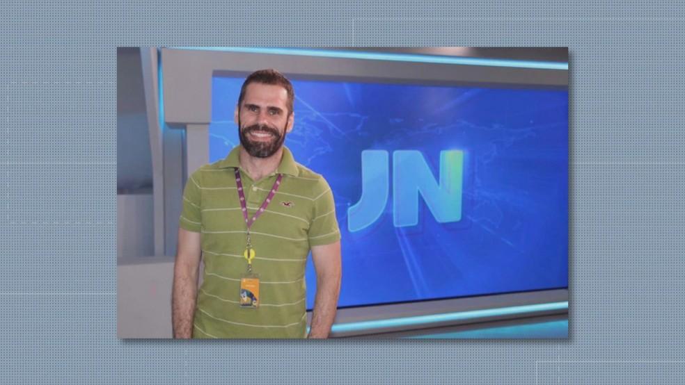 Morre jornalista da TV Globo. Ele tinha apenas 38 anos