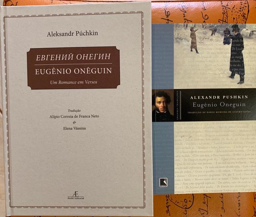 Tradução de Ievguêni Oniéguin, de Púchkin, provoca duelo entre Nabokov e Edmund Wilson
