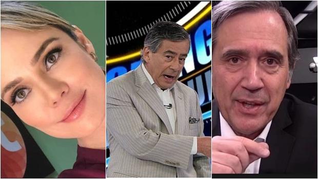 Bolsonaro tem relação com demissões de Villa e Paulo Henrique Amorim e do pedido de demissão de Sheherazade?