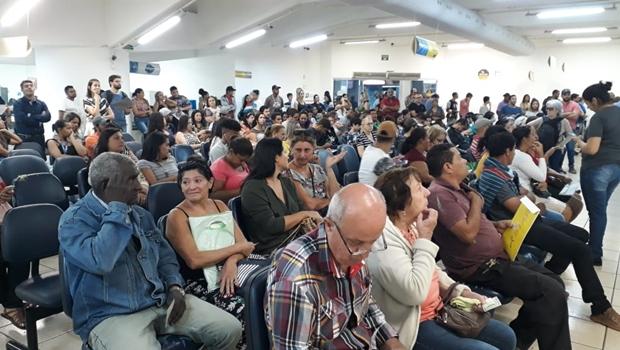 Funcionários denunciam 'desmonte' do Vapt Vupt