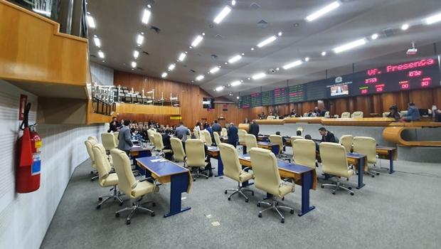 Com pedido de vista, ponto biométrico para vereadores deve ir a plenário na próxima semana