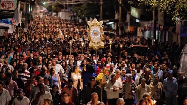 Primeiros dias da Festa do Divino de Trindade reúnem 675 mil romeiros