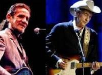 Zé Ramalho e Bod Dylan: o primeiro recebeu influência do cantor e compositor americano