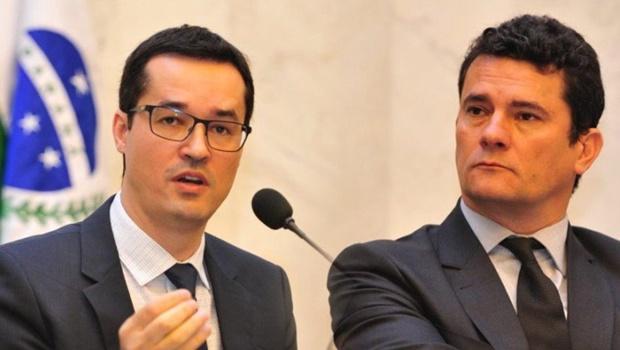 Dallagnol sugeriu que Moro protegeria Flávio Bolsonaro para garantir indicação ao STF