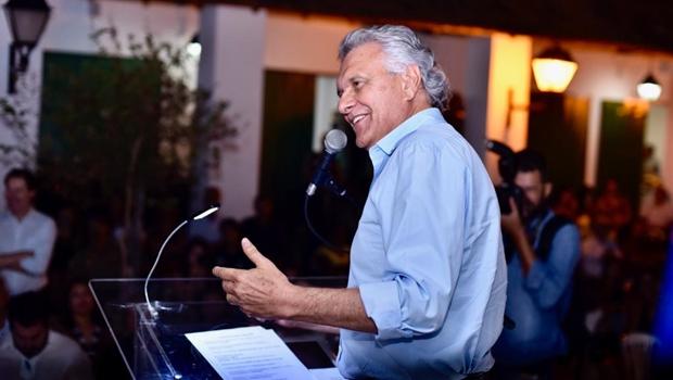 Caiado afirma que contas do Fica 2018 estão sendo auditadas e anunciou pagamento de premiados