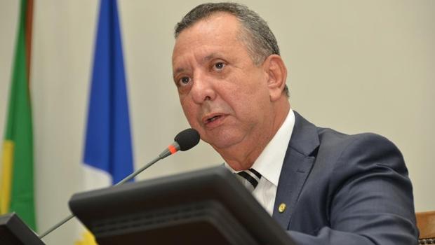 Antônio Andrade, presidente da Assembleia Legislativa do Tocantins | Foto: Koró Rocha