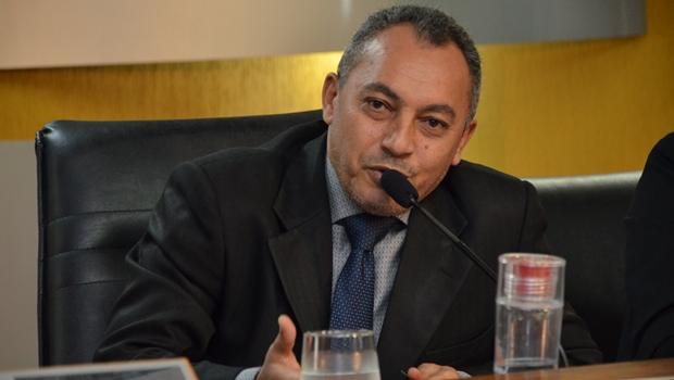 Marilon Barbosa, presidente da Câmara de Vereadores de Palmas | Foto: Aline Batista