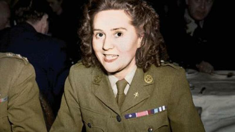 Odette Churchill foi a espiã mais condecorada da Segunda Guerra Mundial