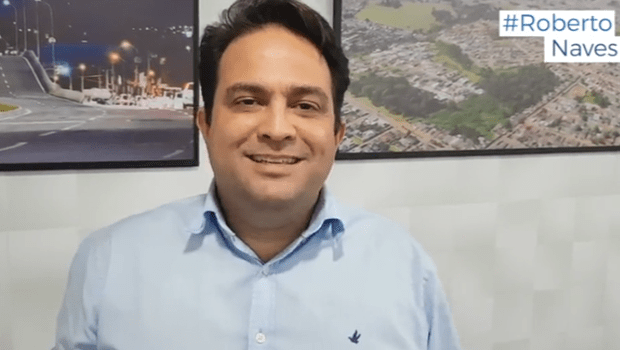 Prefeito Roberto Naves visita obras da UPA Norte