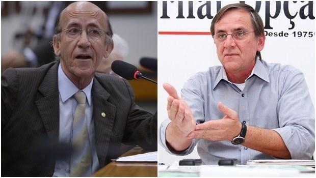 Antônio Gomide pode disputar mandato de deputado federal pra derrotar o irmão Rubens Otoni
