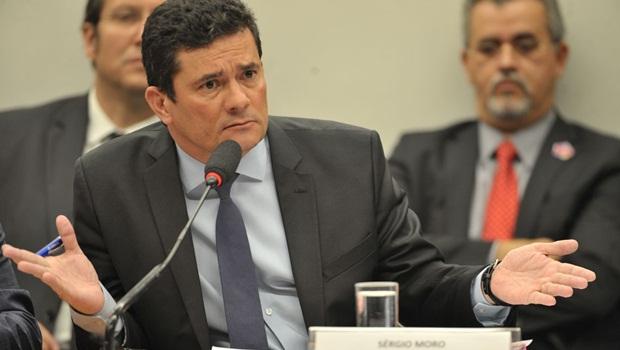 Sergio Moro CCJ Câmara 1 - Foto Fabio Rodrigues Pozzebom Agência Brasil editada