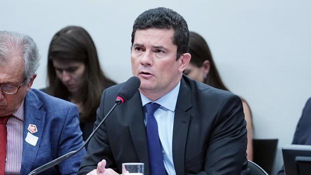 Sergio Moro CCJ Câmara - Foto Pablo Valadares Câmara dos Deputados