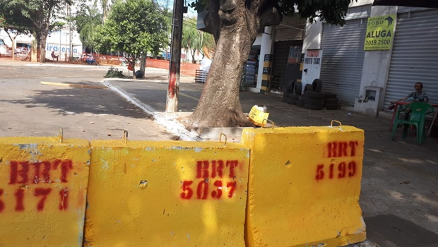 SMT irá interditar trecho da Avenida Goiás por 45 dias para obras