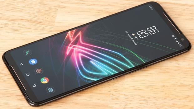 Asus lança celular gamer com ficha técnica surpreendente