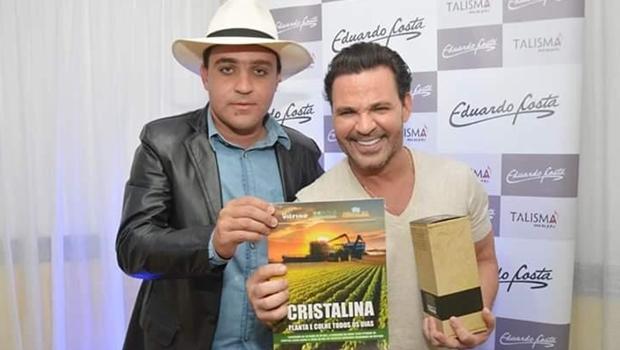 Cristalina gasta R$ 420 mil em shows e estrutura da Exposição Agropecuária