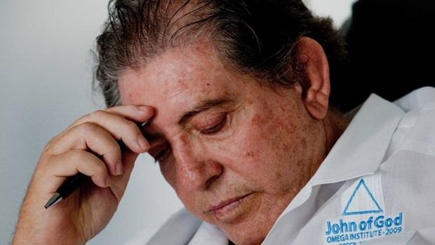 MP rebate informação de que prisão preventiva de João de Deus teria usado informações falsas