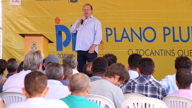 No Jalapão, governador Carlesse realiza mais uma etapa do PPA