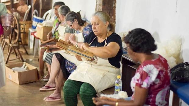 Prefeitura de Jataí realiza 22º Mutirão das Fiandeiras e Tecedeiras