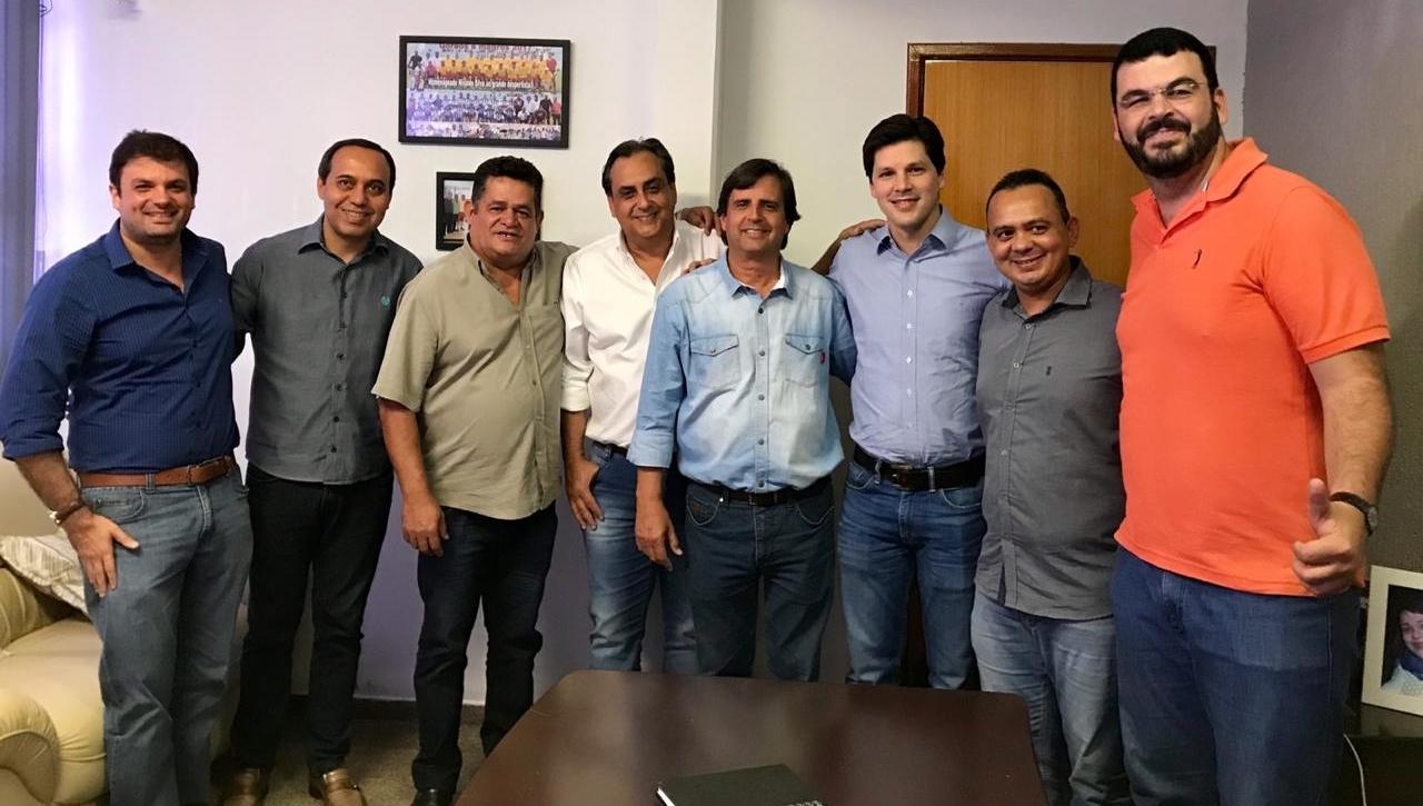 Daniel Vilela reforça articulações do MDB para as eleições de 2020