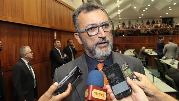Relator da CPI dos incentivos fiscais quer tornar público Termo de Acordo de Regime Especial