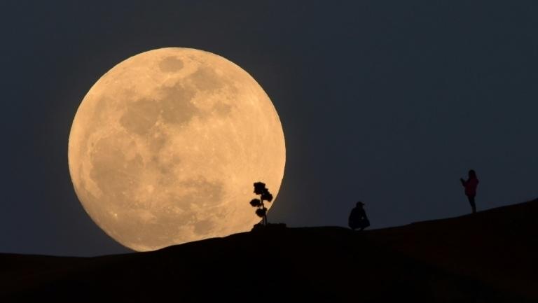 O retorno da Lua