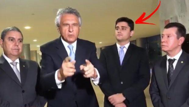 Ronaldo Caiado faz política no interior e reformata sua base para 2020 e 2022
