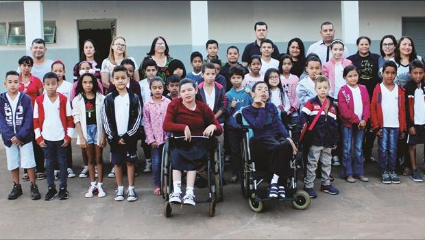 Trindade tem os melhores número da educação em Goiás
