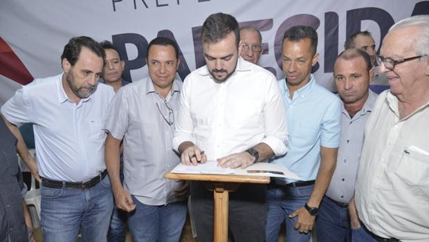 Prefeitura de Aparecida anuncia pavimentação no Setor Conde dos Arcos
