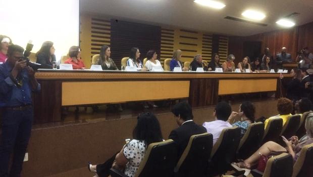 Instituições goianas defendem que 30% das vagas nas Casas Legislativas seja para mulheres