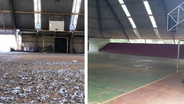 Após pressão conjunta, campus Laranjeiras da UEG recebe reparos