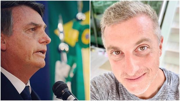 Bolsonaro manda indireta a Huck ao citar compra de jatinho com recurso do BNDES