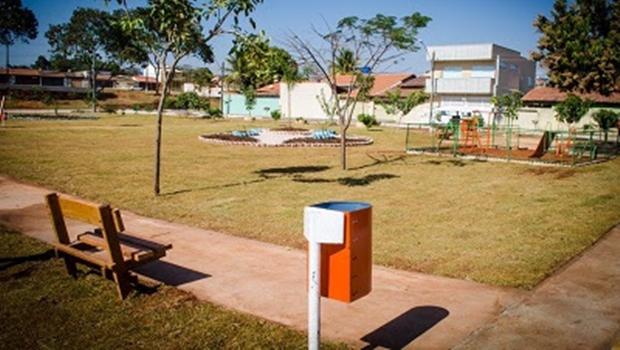 Prefeitura inaugura praça e entrega Cmei na Região Norte de Goiânia